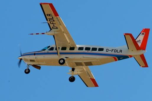 Photo of DLR Cessna